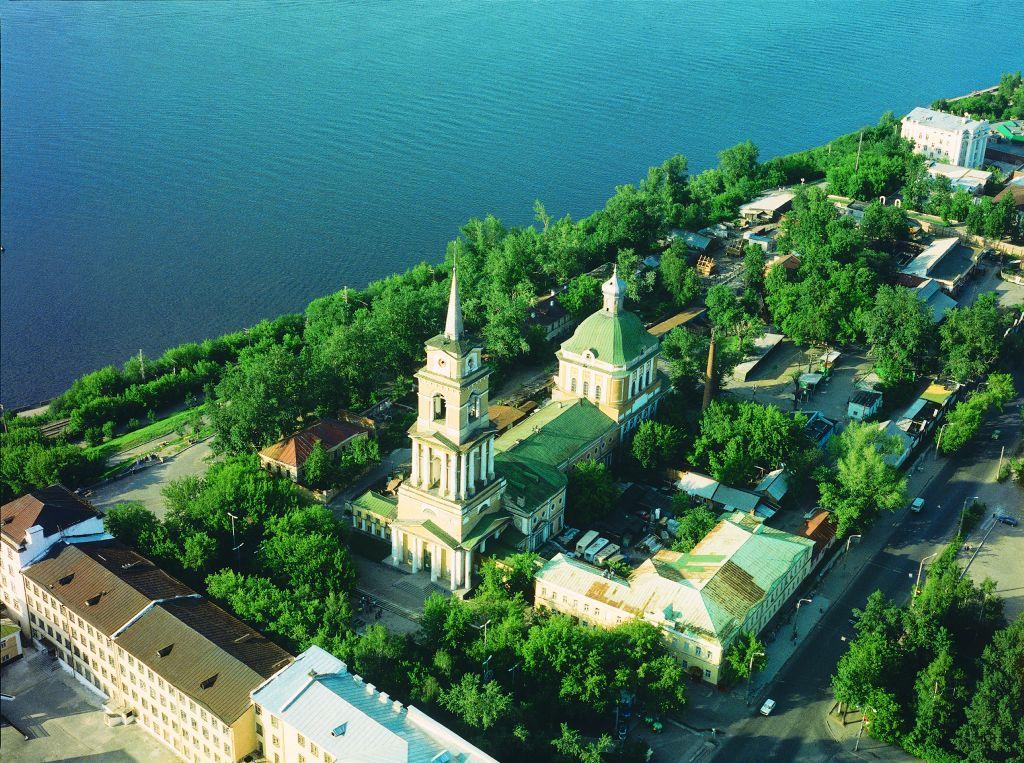 Пермь-самый зелёный город России